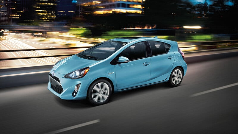 2016 Toyota Prius C Features And Specs Scott Clark Toyota