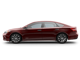 Charming Toyota Avalon Hybrid