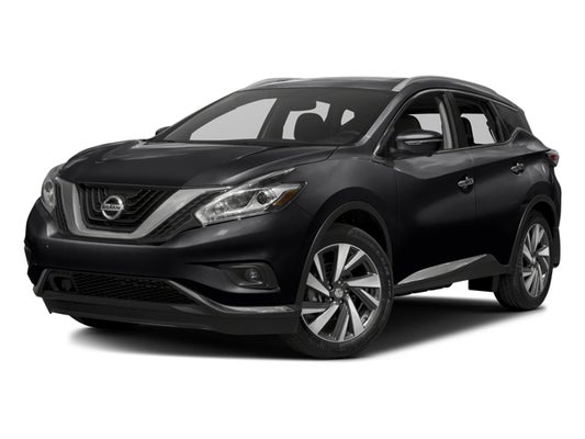 2017 Nissan Murano Sl Leather Nav In Matthews Nc Scott Clark Toyota