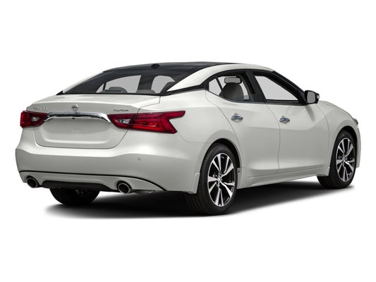 2016 Nissan Maxima Platinum In Matthews Nc Scott Clark Toyota