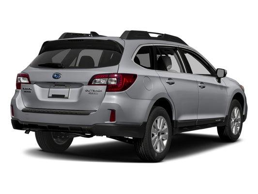 2017 Subaru Outback 2 5i Premium In Matthews Nc Scott Clark Toyota
