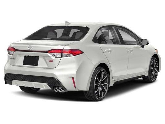 Toyota Dealerships In Nc >> 2020 Toyota Corolla Se