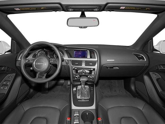 Audi A5 2 0 T >> 2014 Audi A5 2 0t Premium 2dr Convertible Matthews North Carolina