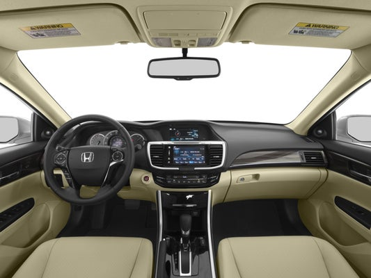 2016 Honda Accord Ex L V6 In Matthews Nc Scott Clark Toyota