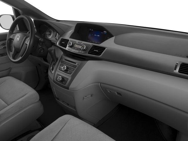 2016 Honda Odyssey Lx 4d Penger Van In Matthews Nc Scott Clark Toyota