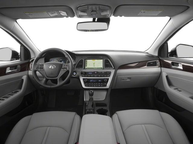 2016 Hyundai Sonata Hybrid Limited 4d Sedan In Matthews Nc Scott Clark Toyota