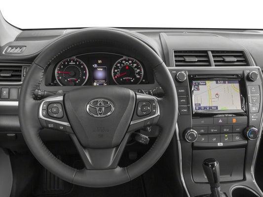 2016 Toyota Camry Xse >> 2016 Toyota Camry Xse V6