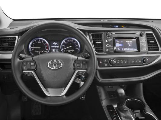 2016 Toyota Highlander Le >> 2016 Toyota Highlander Le
