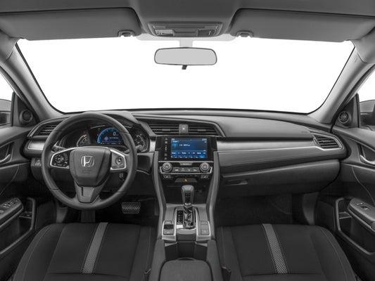 2017 Honda Civic Lx 4d Sedan In Matthews Nc Scott Clark Toyota