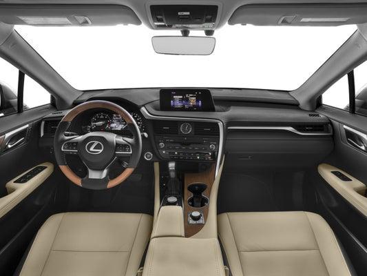 Lexus Rx 350 >> 2017 Lexus Rx 350