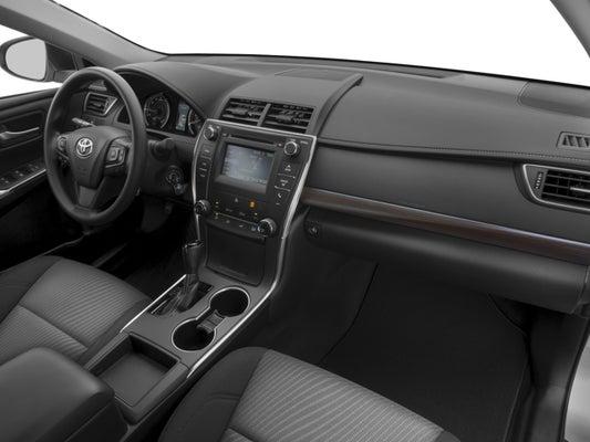 2017 Toyota Camry Xle 4dr Sedan In Matthews Nc Scott Clark