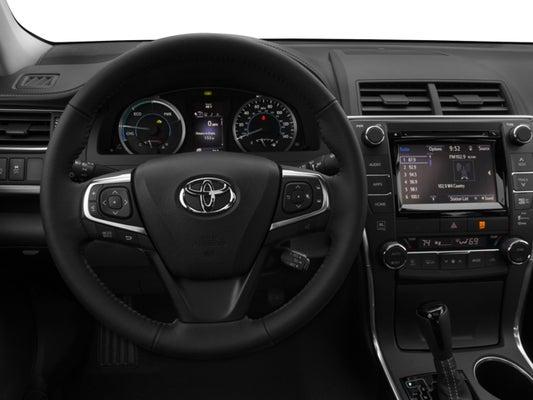 2017 Toyota Camry Hybrid Xle 4dr Sedan In Matthews Nc Scott Clark