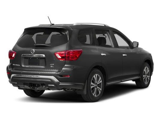 2018 Nissan Pathfinder Sv In Matthews Nc Scott Clark Toyota