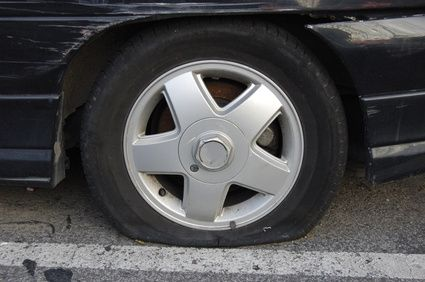 Prepare For A Flat Tire Before It Happens Tips From North