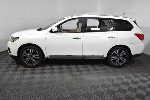 2017 Nissan Pathfinder Platinum 4Dr Sport Utility