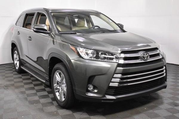 2019 Toyota Highlander Limited In Matthews Nc Scott Clark