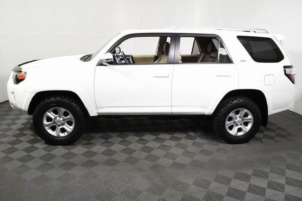 2016 Toyota 4Runner SR5 Premium 4Dr Sport Utility 4WD