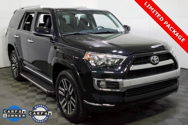 2019 Toyota 4Runner Limited In Matthews, NC   Scott Clark Toyota