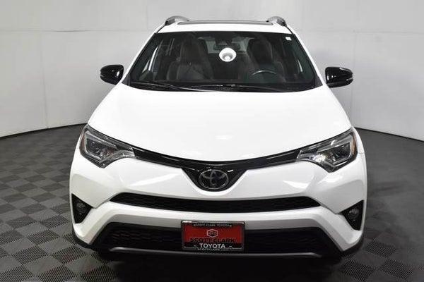 2017 Toyota RAV4 SE 4Dr Sport Utility AWD