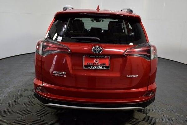 2016 Toyota Rav4 Limited In Matthews Nc Scott Clark