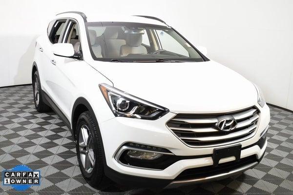 Santa Fe Toyota >> 2017 Hyundai Santa Fe Sport 2 4 Base
